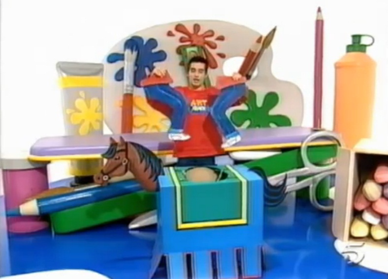 Hacer disfraz de carton caballo manualidades de papel - Videos de art attack manualidades ...