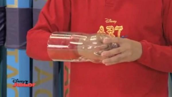 botella de plastico manualidades