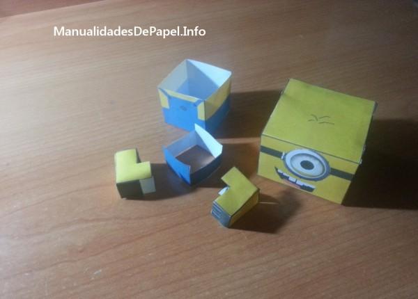 minion de papel