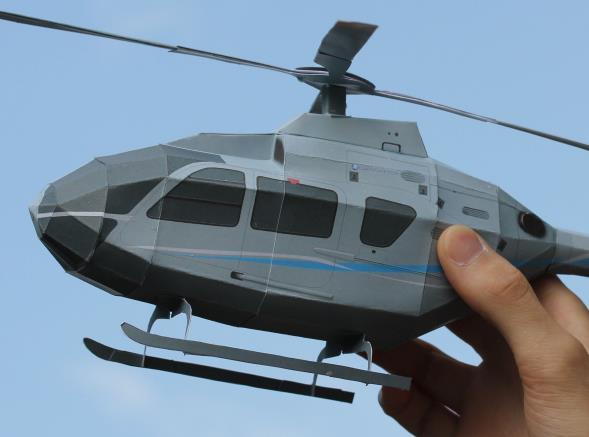 Hacer Un Helicóptero De Papel Manualidades De Papel