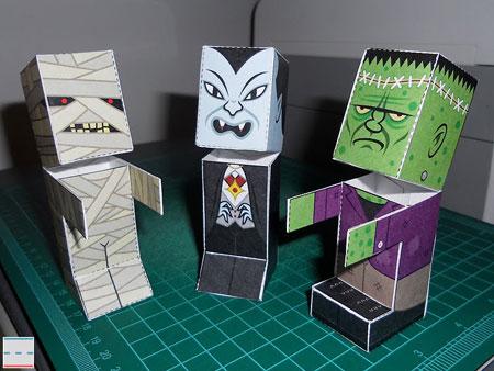 papercrafts halloween