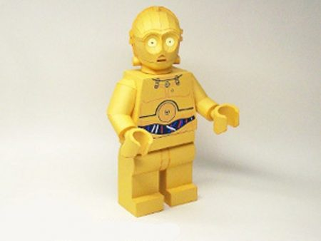 lego star wars papercraft